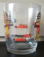 BICCHIERE, BICCHIERI NUTELLA - FERRERO - LE IMMAGIMATTE (2) - Nutella