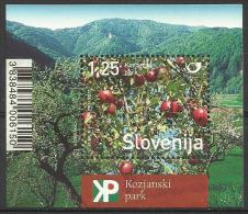 SI 2013-1029 SAVE NATURA KOZJANSKI PARK, SLOVENIA, S/S, MNH - Slowenien