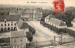 Melun...la Prefecture - Melun