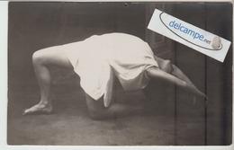 CP PHOTO De COSNE : Ballet,Les Hirondelles 1923. - Cosne Cours Sur Loire