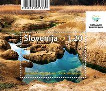 SI 2017-16 NATIONAL PARK CERKNIŠKO JEZERO, SLOVENIA, S/S, MNH - Slovénie