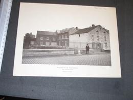 BARVAUX SUR OURTHE- PROPRIETE DE M.FRANCHIMONT DEPUTE PERMANENT  - 1923 - Orte