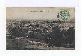Pré Saint Gervais. Vue Générale. (3124) - France