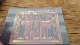 LOT 418026 TIMBRE DE MONACO NEUF** LUXE FACIALE - Monaco