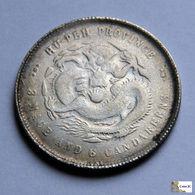 China - Hupeh  Province - 50 Cents - 1895/1905 - FALSE - Imitazioni