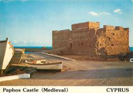 CPSM Cyprus-Paphos Castle                  L2678 - Chypre