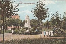 Allemagne -Rhémanie Du Nord -Westphalie :  Jülich  Kaiser Frriedrich-gedenkstein Réf 4945 - Juelich