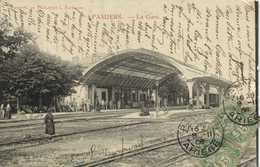 PAMIERS  La Gare RV - Pamiers