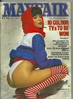 MAGAZINE SEXY / MAYFAIR N°1 Vol 21 - Men's