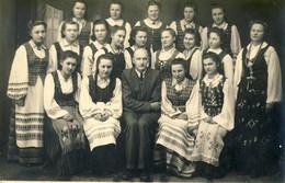 LITHUANIA Kupiskis Mokykla  Photo J. Karazija 1943 - Lithuania