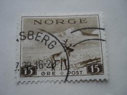 TIMBRE Norvège - Norvège