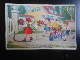 Scherpenheuvel 1948 Wij Brengen U De Schoonste Gedenkenissen Uit Scherpenheuvel + Mini-vues - Scherpenheuvel-Zichem