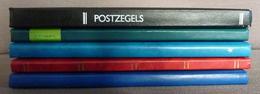 Netherlands/Pays Bas Collection/stock In 5 Stockbooks Used/gebruikt/oblitere - Postzegels