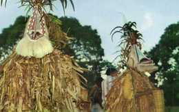 PENTECOST ISLAND CEREMONIAL DANCE  RV - Vanuatu