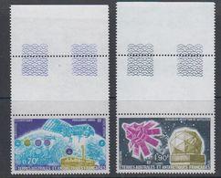 TAAF 1979 Space 2v (+margin) ** Mnh (40879B) - Franse Zuidelijke En Antarctische Gebieden (TAAF)