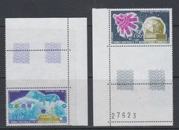 TAAF 1979 Space 2v (corners) ** Mnh (40879D) - Franse Zuidelijke En Antarctische Gebieden (TAAF)