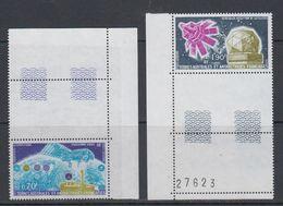 TAAF 1979 Space 2v (corners) ** Mnh (40879D) - Ongebruikt