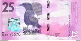 Seychelles - Pick 48 - 25 Rupees 2016 - Unc - Seychelles