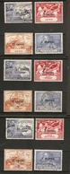 ADEN AND BOTH STATES 1949 UPU SETS FINE USED Cat £31.50 - Aden (1854-1963)