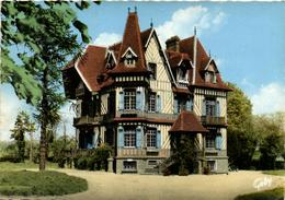 1 Cpsm Bourgtheroulde - Le Logis - Unclassified