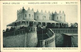 62109398 Djibouti Governor`s Palace /  / - Somalie