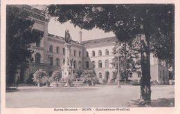 Bern, Berna-Brunnen, Bundeshaus-Westbau (20) - BE Berne