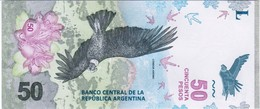 Argentina - Pick New - 50 Pesos 2018 - Unc - Argentina