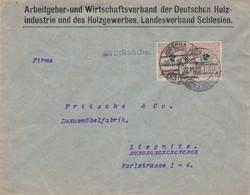 Brief Aus Hirschberg 1923 - Deutschland