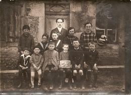63  Puy De Dôme  :    Neuville  1926 Photo De Classe        Réf 4962 - Autres Communes