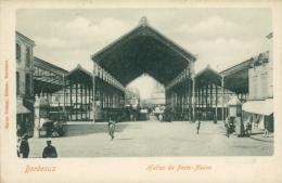 33 BORDEAUX / Halles De Porte Neuve / - Bordeaux