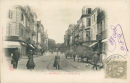 33 BORDEAUX / La Rue Dauphine / - Bordeaux