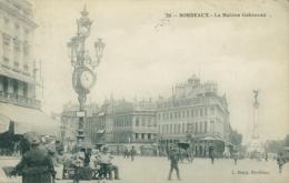 33 BORDEAUX / La Maison Gobineau / - Bordeaux