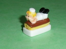 Fèves / Personnages / Alimentation : P'tits Boulangers Patissiers     TB113DD - Characters