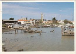 Ile De Noirmoutier : Cimetière De Bateaux - Boat-cemetary - Bootsfriedhof - (France) - Ile De Noirmoutier