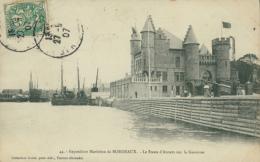 33 BORDEAUX / Le Steen D'Anvers Sur La Garonne / - Bordeaux