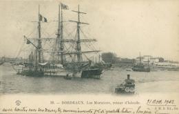33 BORDEAUX / Les Morutiers, Retour D'Islande / - Bordeaux