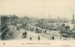 33 BORDEAUX / Quai De La Douane / - Bordeaux