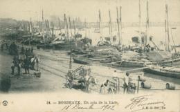 33 BORDEAUX /  Un Coin De La Rade / - Bordeaux