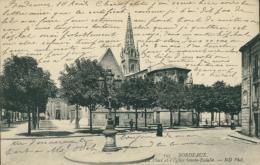 33 BORDEAUX / Place Et Eglise Sainte Eulalie / - Bordeaux