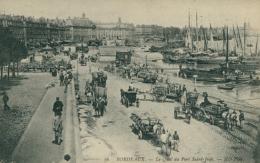 33 BORDEAUX / Le Quai Du Port Saint Jean / - Bordeaux