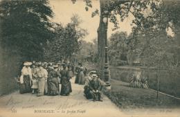33 BORDEAUX / Le  Jardin Public / - Bordeaux
