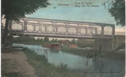 Beeringen   Pont Du Canal. - Beringen