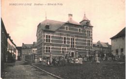 Borgloon-Looz   Hôtel De Ville. - Borgloon