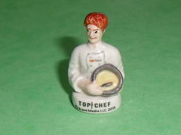 Fèves / Personnages / Alimentation : Top Chef , 2015 , Le Patissier   TB113DD - Characters