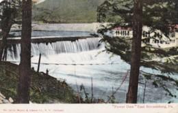 AR91 Power Dam, East Stroudsburg, Pa. - United States