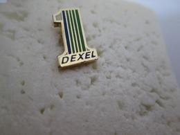 PIN'S    DEXEL - Pin