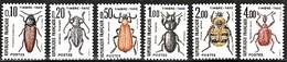 France 1982 Timbre-taxe Animaux / Animals Yvert TT 103 / 108 MNH - Taxes
