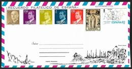 1955/1980 - ESPANA - Cover - 1931-Aujourd'hui: II. République - ....Juan Carlos I