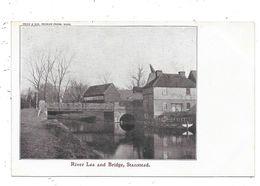 RIVER LEA AT STANSTEAD [Ref.945] - Hertfordshire