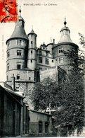 25. Montbéliard. Le Château - Montbéliard
